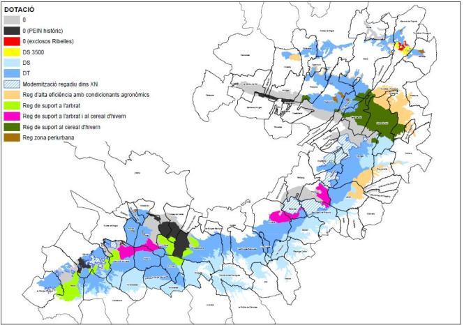mapa sg